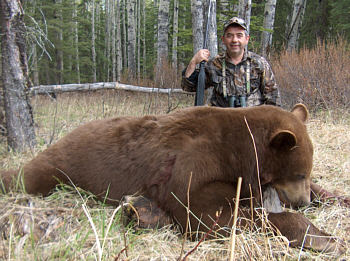 Canada Moose Hunting with Alberta Wilderness Adventures